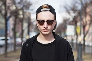 Михаил Халилуллин, пиарщик и редактор блога о моде