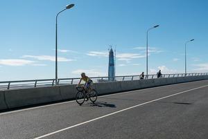 От Фонтанки до Пискаревского: Тестируем новую городскую сеть велодорожек