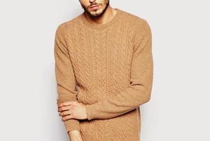 21 тёплый и красивый мужской свитер