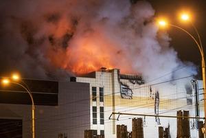 Пожар в Кемерове, протесты в Испании и слежка за пользователями Facebook