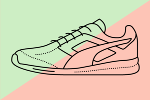 Самая дорогая и дешёвая пара беговых кроссовок PUMA