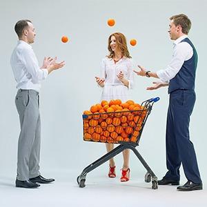 Archer Fresh: Русские апельсины в Испании