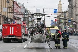 Взрыв в петербургском метро: Что известно