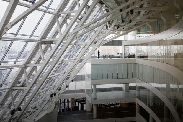 Я работаю в Ельцин Центре
