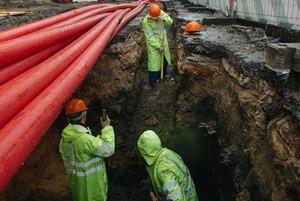 Как ремонтируют улицы в Москве
