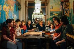 Дом на Среднем: Социальный эксперимент в одной квартире