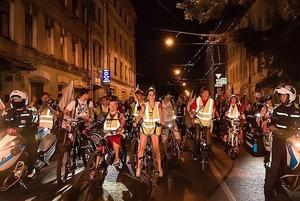 Чем заняться на первой иркутской международной Велоночи