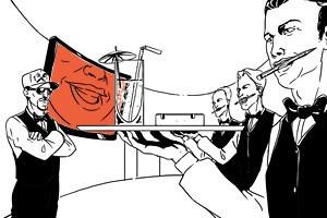 Мнение: Евгений Самолетов, совладелец Delicatessen, об улыбчивых официантах