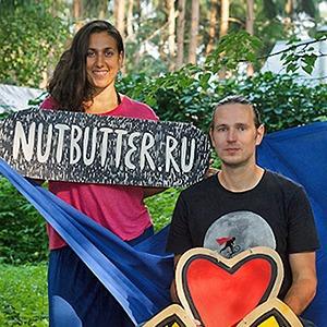 NutButter: Как ореховая паста выходит в ритейл