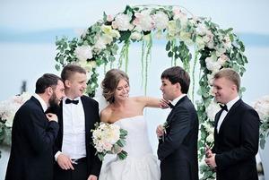 Как сделать идеальную свадьбу  на берегу моря