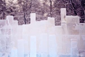 В парке «Сокольники» построили Moroz City