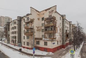 Первые жертвы реновации: На Русаковской сносят дома