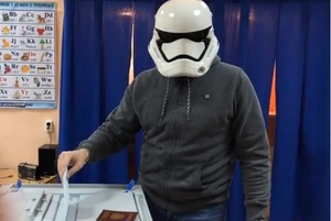 Как в Иркутске выбирали Владимира Путина