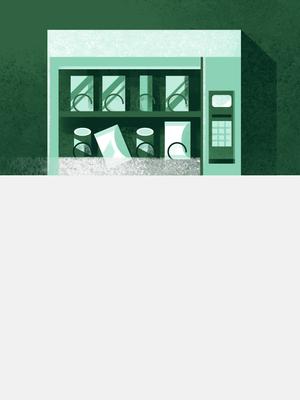 Что делать, если вендинговый автомат не выдал товар?