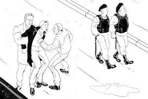 Лига Избивателей: Андрей Рывкин об уличной драке и назначении полиции