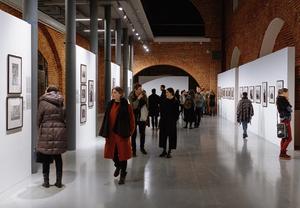 Три весенние выставки в Арсенале