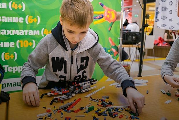Где учить ребенка робототехнике в Иркутске
