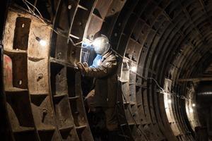 Как строят метро глубокого заложения