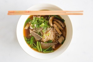 Где есть вьетнамский суп фо-бо в Петербурге