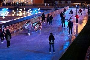 10 фактов о зимнем сезоне в парке Горького