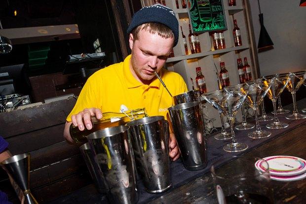 Интервью: Создатели лондонского бара Trailer Happiness — о барной культуре. Изображение № 14.