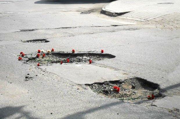 Как горожане борются с плохими дорогами России. Изображение № 5.