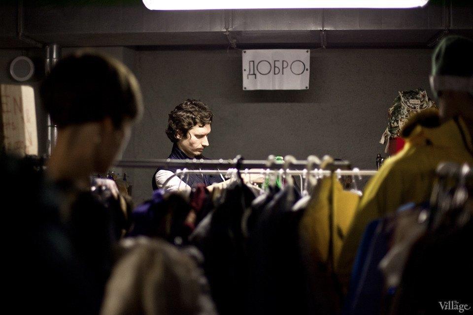 Люди в городе: Посетители Garage Sale о выгодных и спонтанных покупках. Изображение № 28.