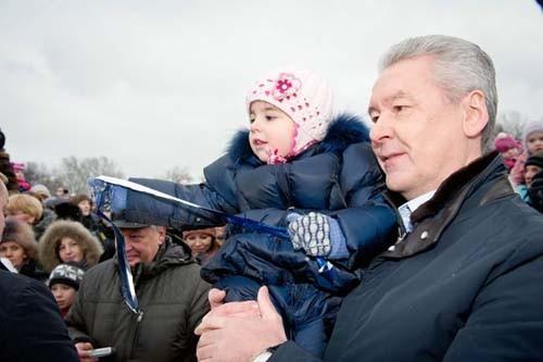 Прямая трансляция: Митинг «За честные выборы» на проспекте академика Сахарова. Изображение № 82.