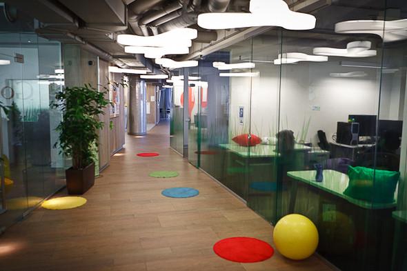 Офис недели: Google (Петербург). Изображение № 32.