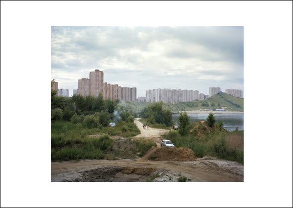 Дзержинский. Из серии «Пастораль», 2009. Изображение № 2.