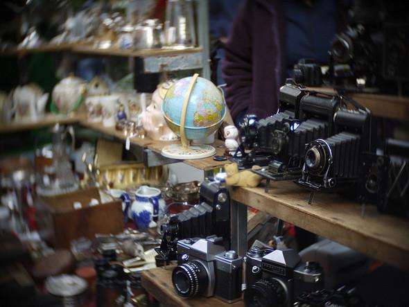 В центре Москвы могут открыть блошиный рынок. Изображение № 8.