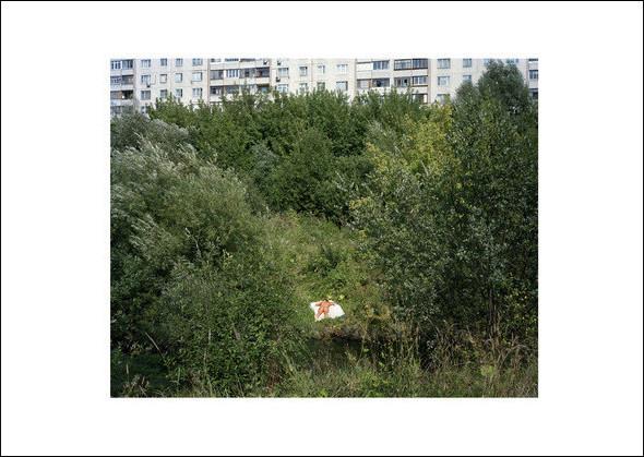 Отрадное. Из серии «Пастораль», 2009. Изображение № 10.