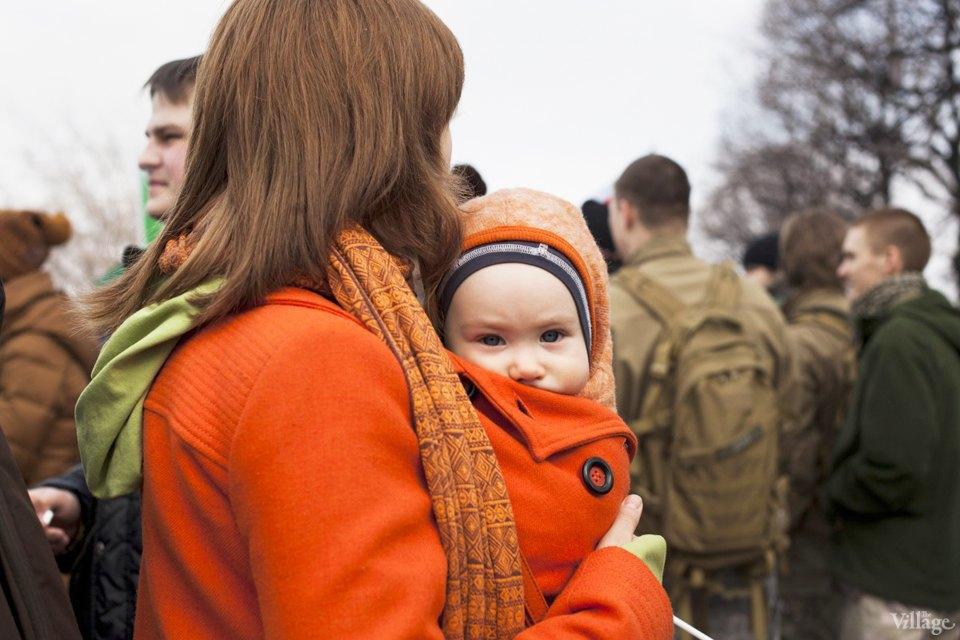 Люди в городе: Участники парада вчесть Днясвятого Патрика. Изображение № 12.