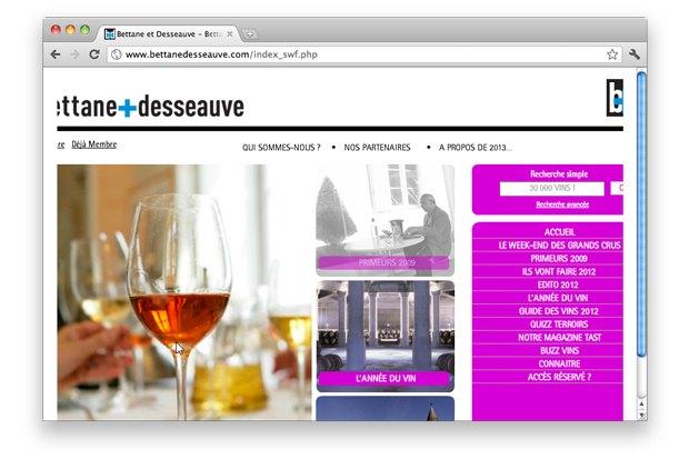Справочник и блог Bettane & Desseauve. Изображение № 6.