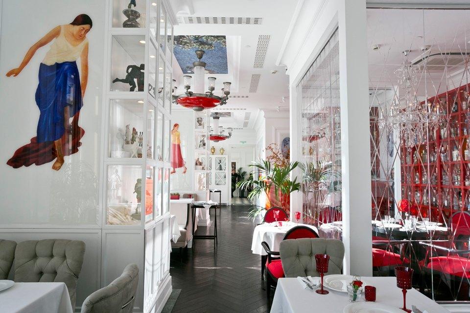 Ресторан «Dr.Живаго». Изображение № 20.