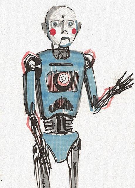 Выставка «Бал роботов». Изображение № 7.