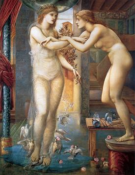 Выставка Уильяма Блейка открылась в Пушкинском музее. Изображение № 6.