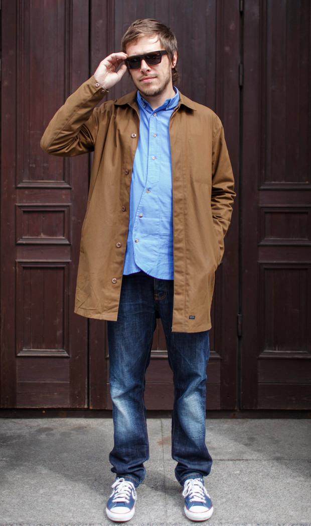 Внешний вид: Даниил Горошко, директор кинопрокатной компании A-One Films. Изображение № 1.