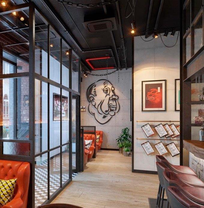 23 кафе, ресторана ибара, которые откроются в Петербурге зимой. Изображение № 3.