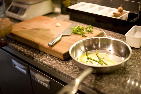 Изображение 17. Фоторепортаж с кухни: Ресторан «Бонтемпи».. Изображение № 29.