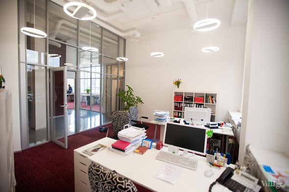 Офис недели (Петербург): Кондитерские «Буше». Изображение № 33.