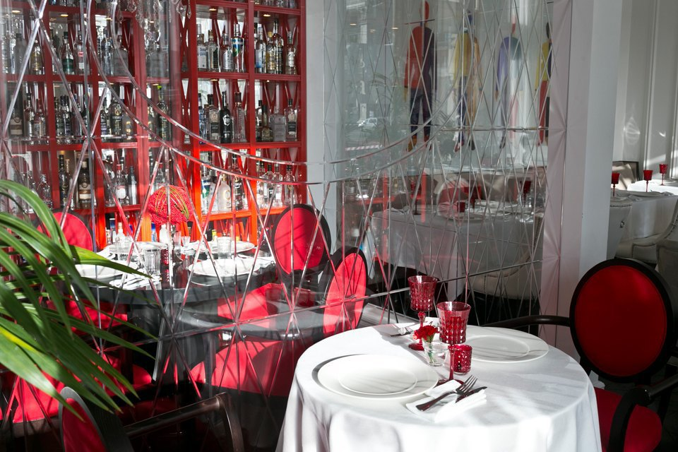 Ресторан «Dr.Живаго». Изображение № 12.