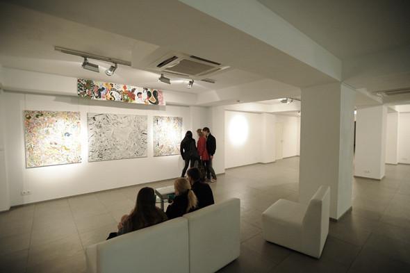 В Центре современного искусства «М17» провели эксперимент с мастерами инсталляций. Изображение № 4.