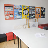 6 офисов архитектурных бюро: NB Studio, Za Bor, Speech, Wowhaus, «Один к одному», «Студия 44». Изображение № 33.