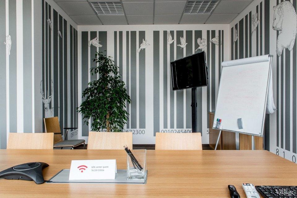 Интерьер недели (Москва): Офис компании B2B-Center. Изображение № 4.