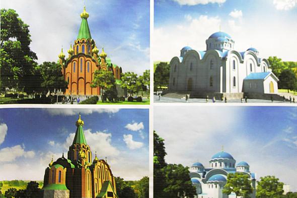 Макет комплекса: администрация Фрунзенского района. Изображение № 4.