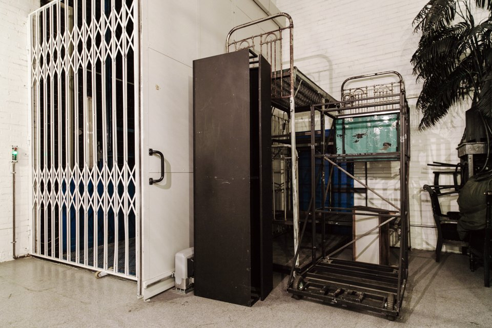 «Студия театрального искусства» вздании бывшей фабрики. Изображение № 35.