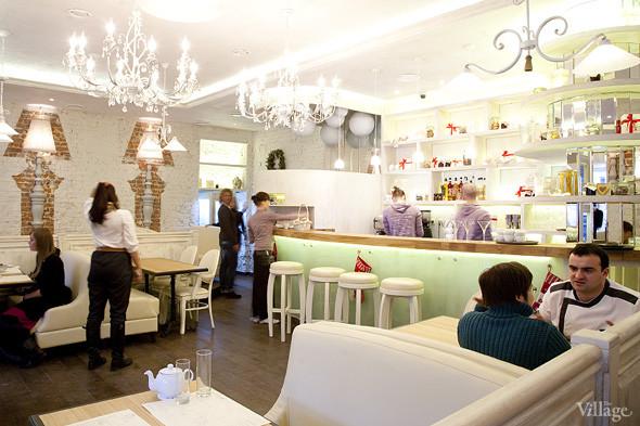 Новое место: Ресторан «Счастье». Изображение № 2.
