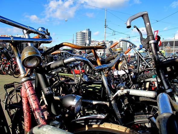 старый велосипед лучше новой машины. Изображение № 6.