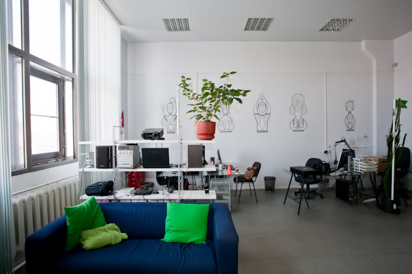 Офис недели: дизайн–студия Nimax (Петербург). Изображение № 8.